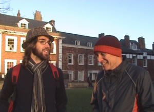 Watch a video in which Andy Marlow of Occupy Exeter advocates social justice, and deplores inequality