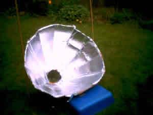 The Magic Forest Solar Kettle