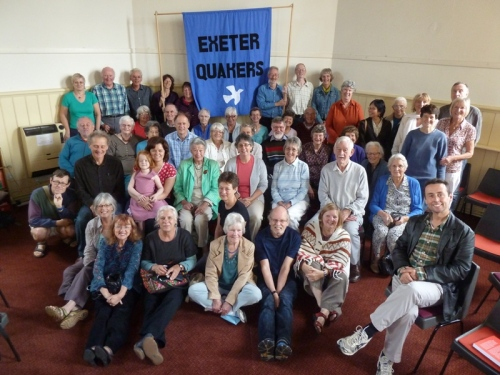 Exeter Quakers by Jem Southam